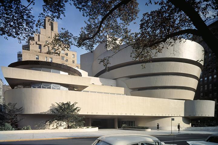 Solomon R. Guggenheim Müzesi, New York, ABD