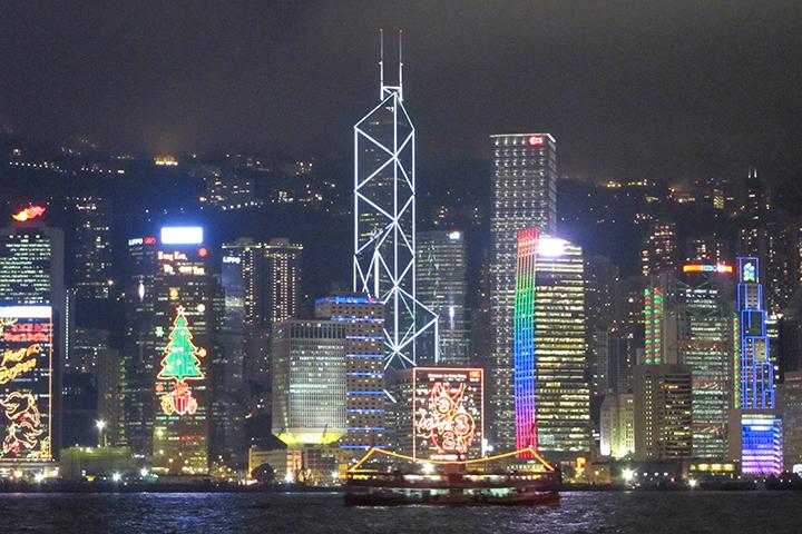 Çin Bankası Kulesi, Hong Kong, Win