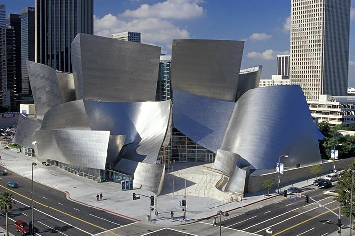 Walt Disney Konser Salonu, Los Angeles, ABD