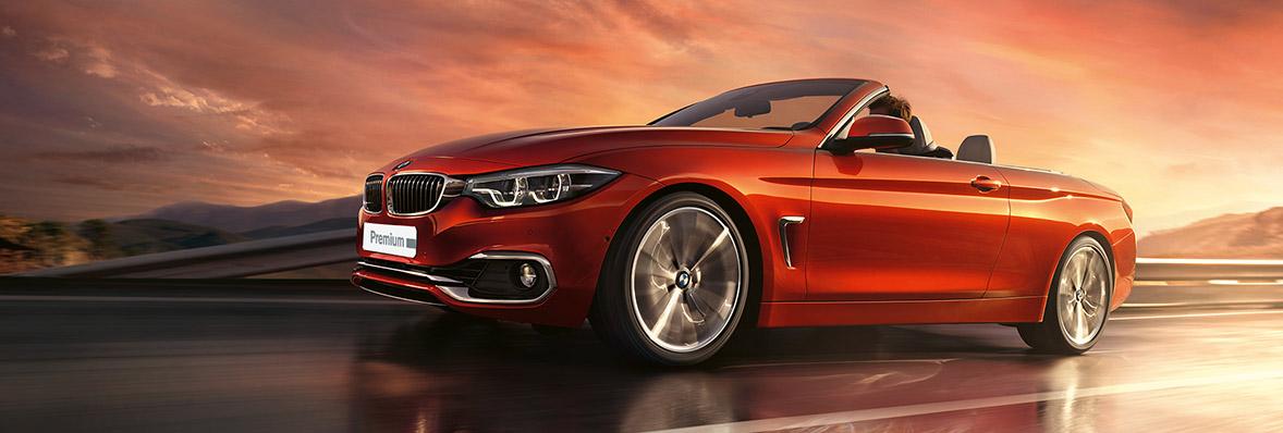 BMW 420d Cabrio Kiralama | Borusan Otomotiv Premium Kiralama