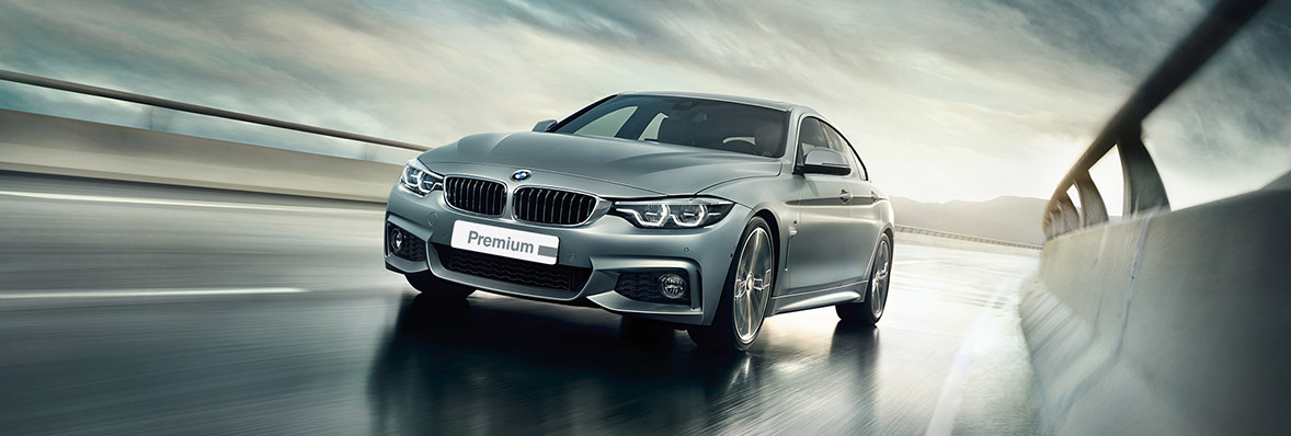 BMW 420d Gran Coupé Kiralama | Premium