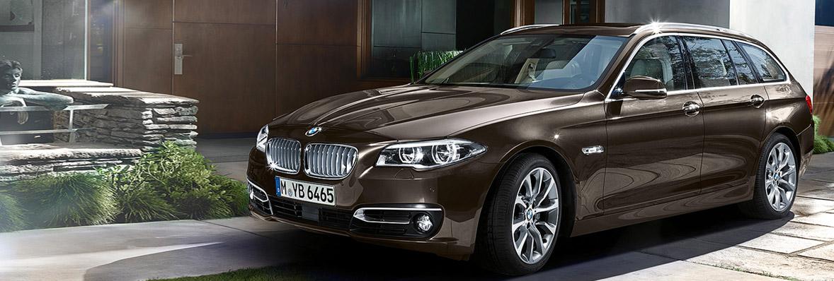 BMW 525d xDrive Touring Kiralama | Borusan Otomotiv Premium Kiralama