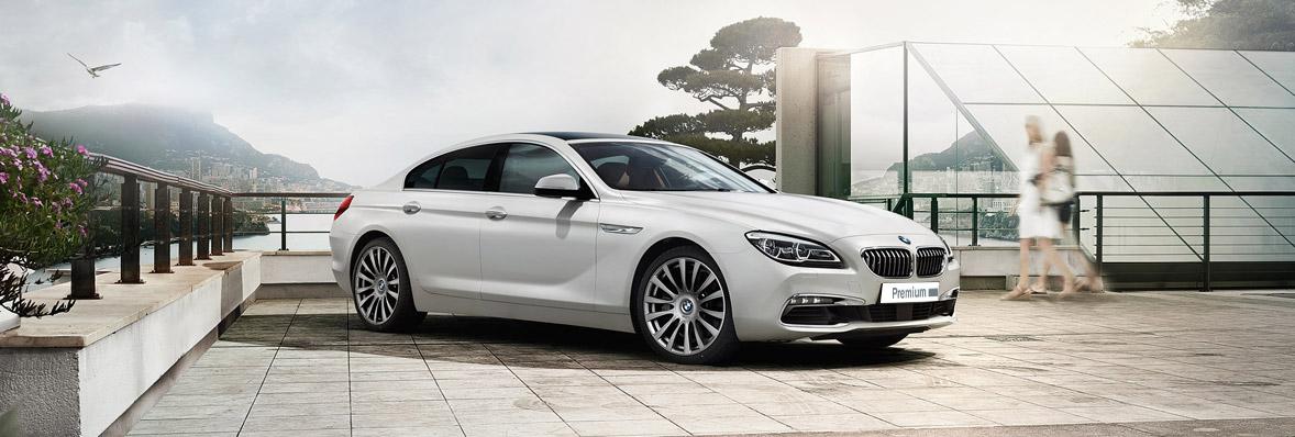 BMW 640d xDrive Gran Coupé Kiralama | Borusan Otomotiv Premium Kiralama