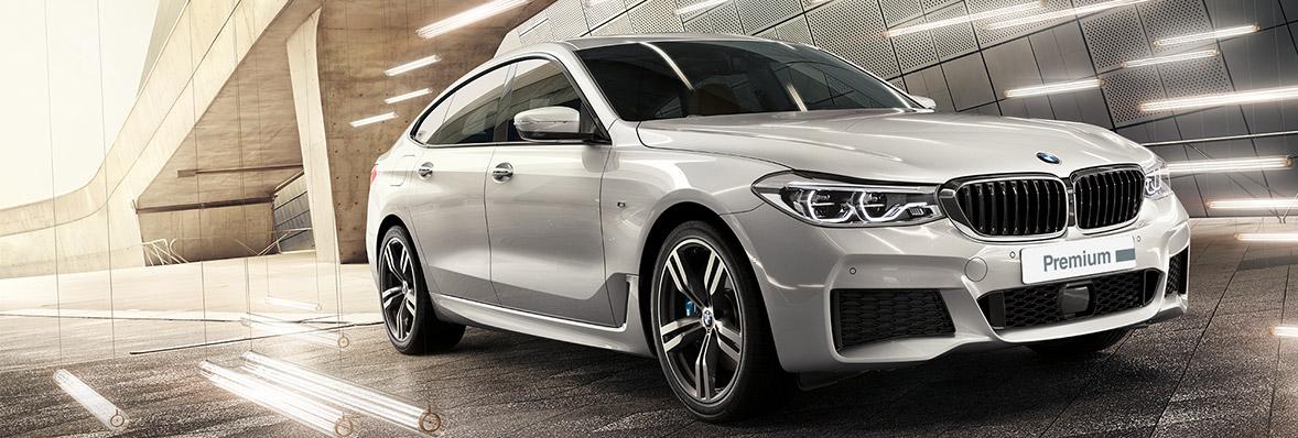 Yeni BMW 630i Gran Turismo Kiralama | Premium