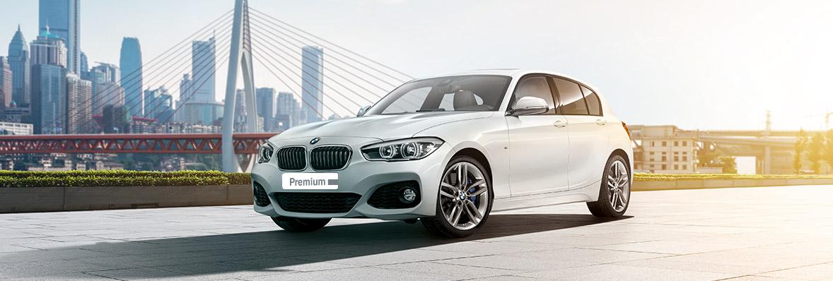 Yeni BMW 116d EfficientDynamics (Manuel) Kiralama | Borusan Otomotiv Premium Kiralama