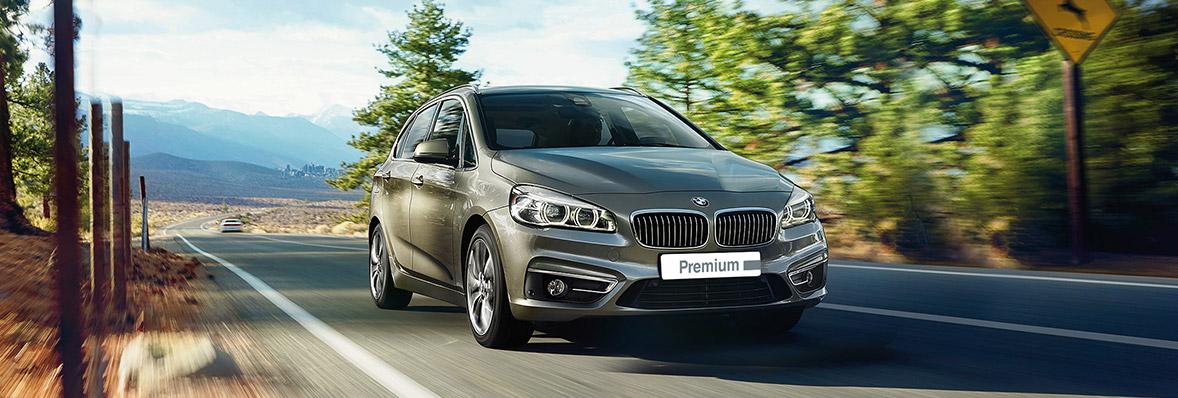 BMW 216d Active Tourer Kiralama | Borusan Otomotiv Premium Kiralama