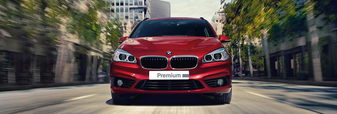 BMW 216d Gran Tourer Kiralama | Borusan Otomotiv Premium Kiralama