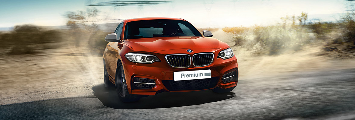 BMW 218i Coupé Kiralama | Borusan Otomotiv Premium Kiralama
