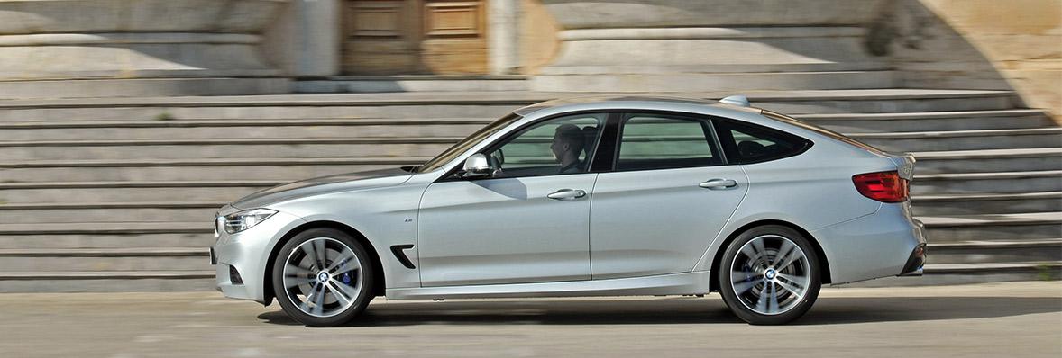 BMW 320d xDrive Gran Turismo Kiralama | Borusan Otomotiv Premium Kiralama