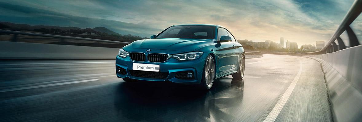 BMW 418d Gran Coupé Kiralama | Premium