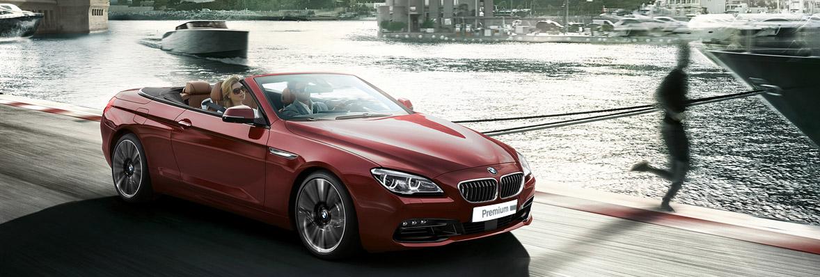 BMW 640d xDrive Cabrio Kiralama | Borusan Otomotiv Premium Kiralama