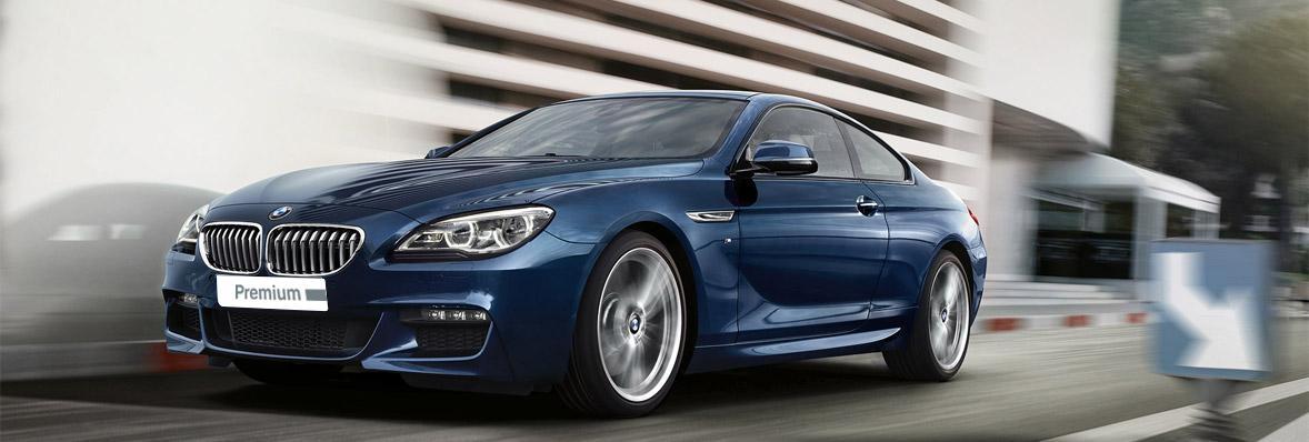 BMW 640d xDrive Coupé Kiralama | Borusan Otomotiv Premium Kiralama