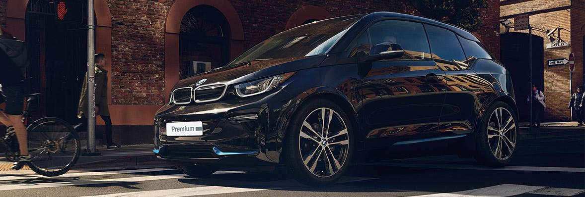 BMW i3 Rex Kiralama | Borusan Otomotiv Premium Kiralama