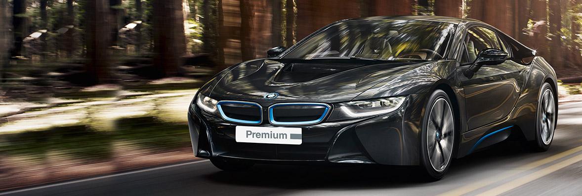 BMW i8 Kiralama | Premium