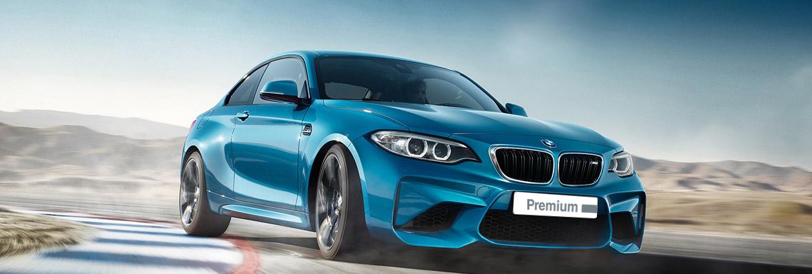 BMW M2 Coupé Kiralama | Premium