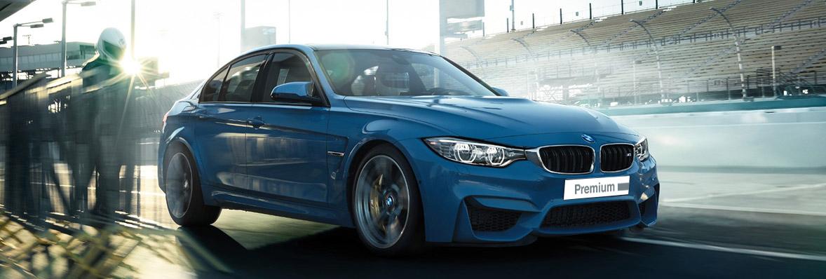 BMW M3 Sedan Kiralama | Borusan Otomotiv Premium Kiralama