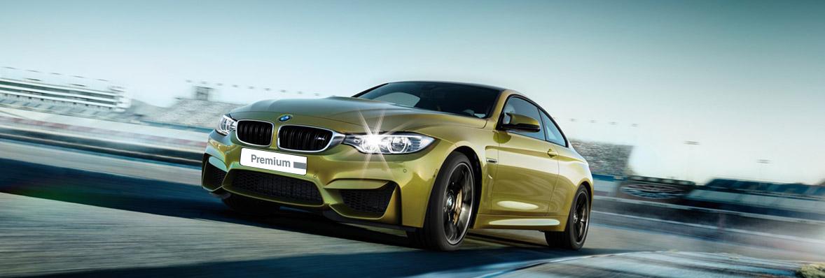 BMW M4 Coupé Kiralama | Premium