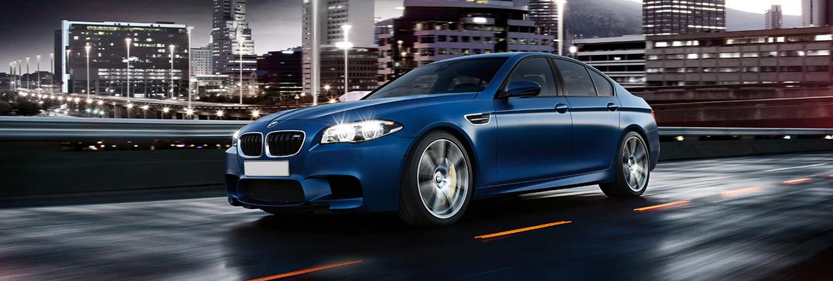 BMW M5 Sedan Kiralama | Borusan Otomotiv Premium Kiralama