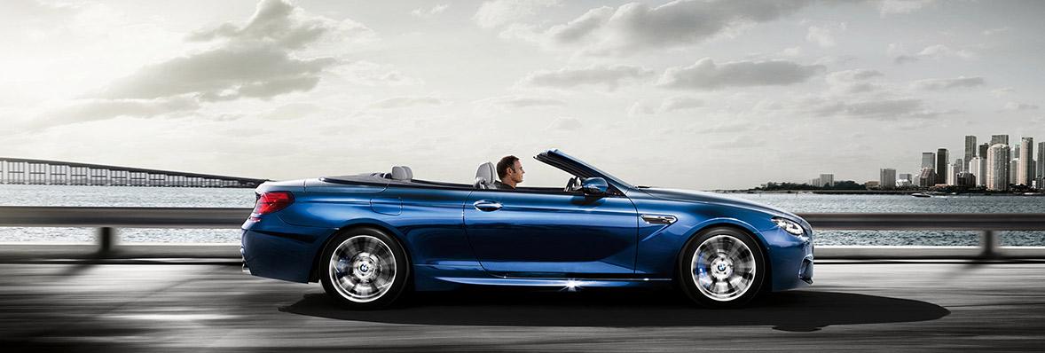 BMW M6 Cabrio Kiralama | Borusan Otomotiv Premium Kiralama