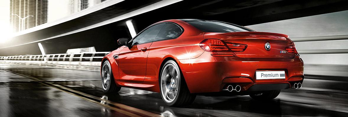 BMW M6 Coupé Kiralama | Premium