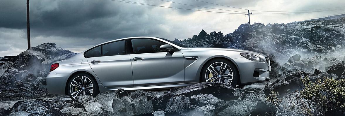 BMW M6 Gran Coupé Kiralama | Borusan Otomotiv Premium Kiralama