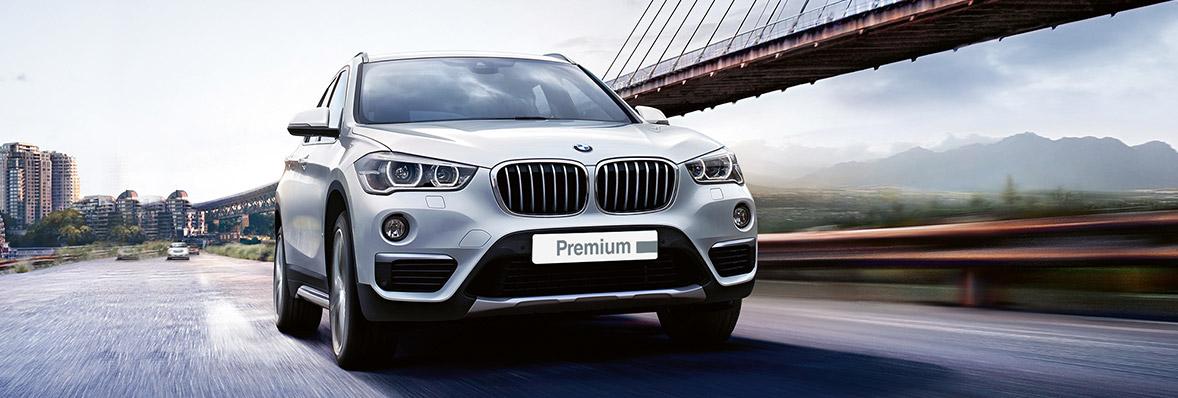 Yeni BMW X1 xDrive20d SAV Kiralama | Borusan Otomotiv Premium Kiralama