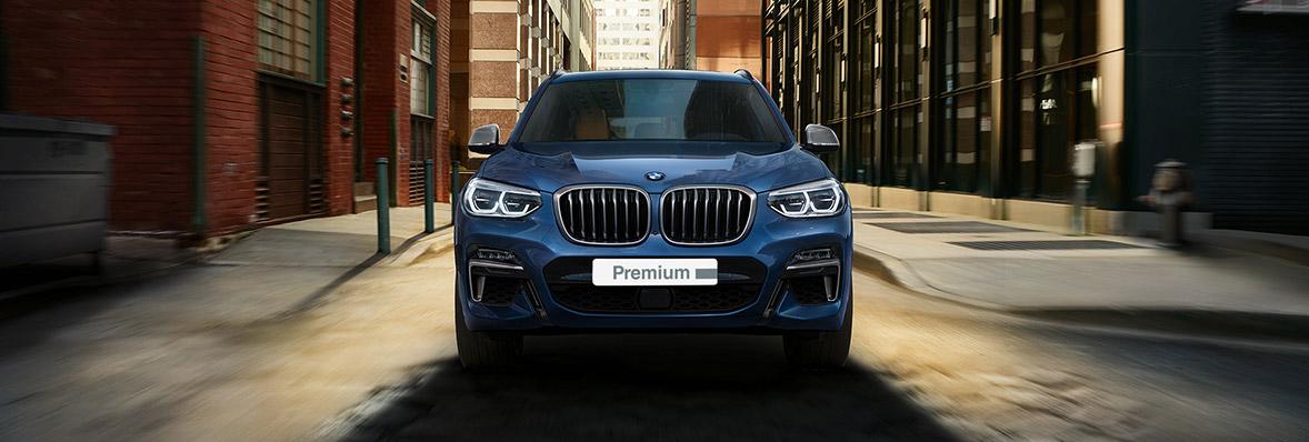 BMW X3 sDrive20i Kiralama | Borusan Otomotiv Premium Kiralama