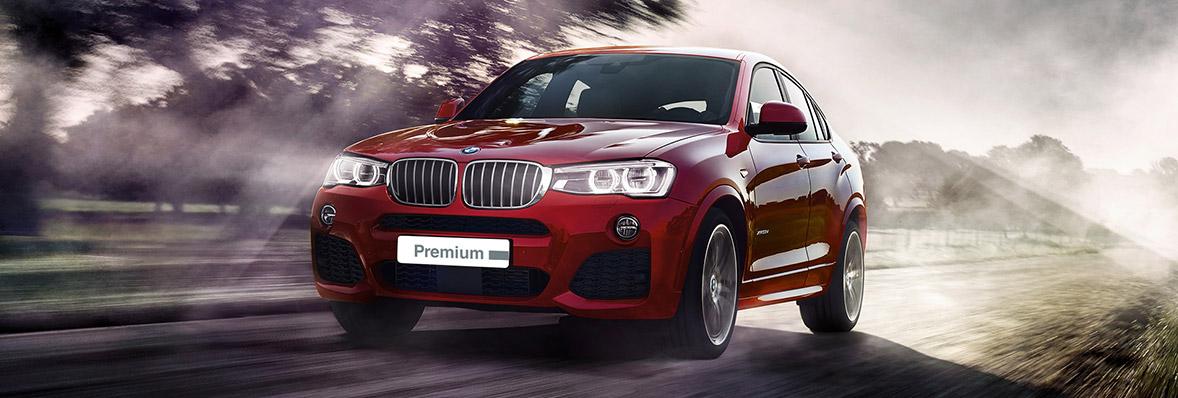 BMW X4 xDrive20d Kiralama | Premium