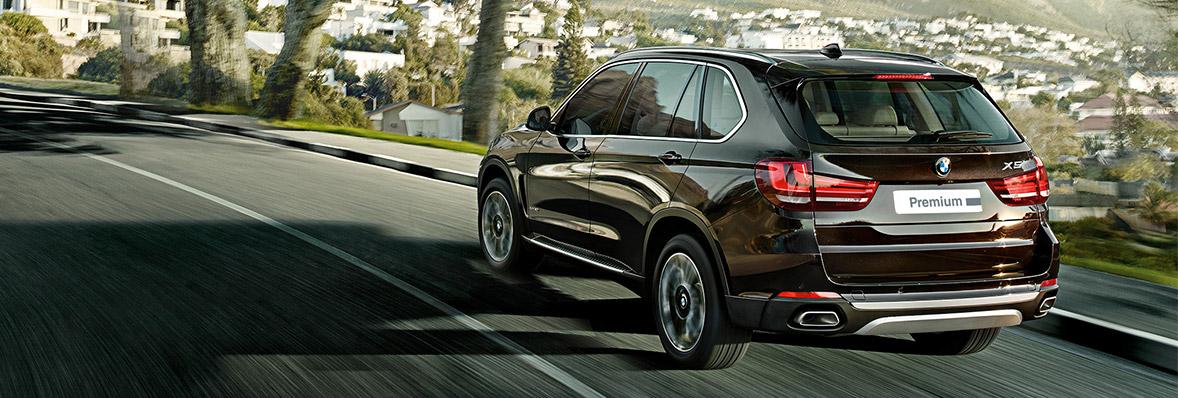 BMW X5 xDrive25d SAV Kiralama | Borusan Otomotiv Premium Kiralama