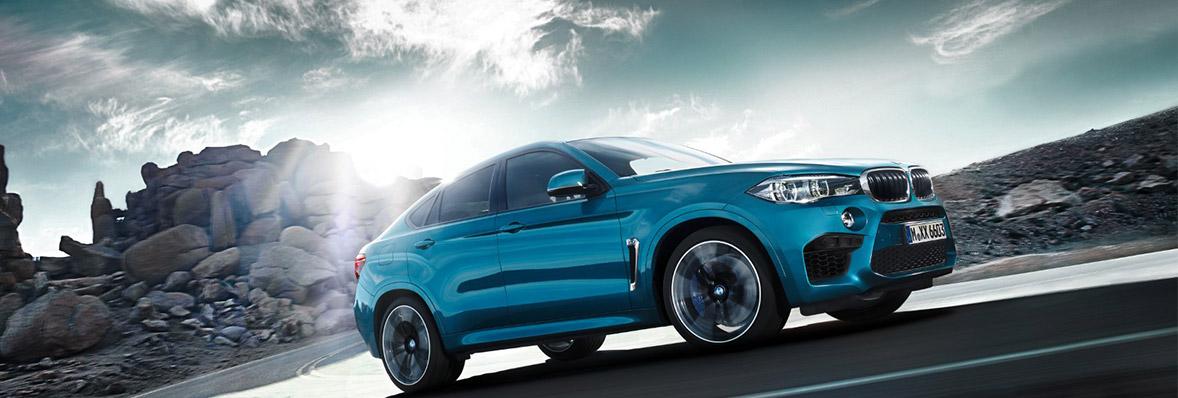 BMW X6 M Kiralama | Borusan Otomotiv Premium Kiralama