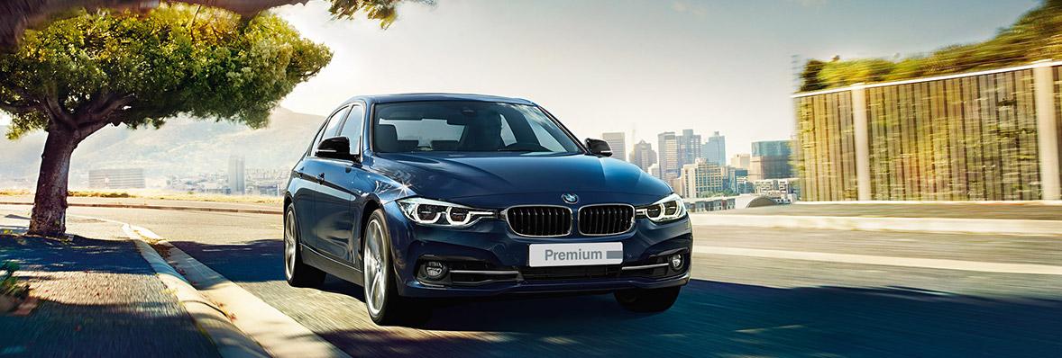Yeni BMW 320d Sedan Kiralama | Borusan Otomotiv Premium Kiralama