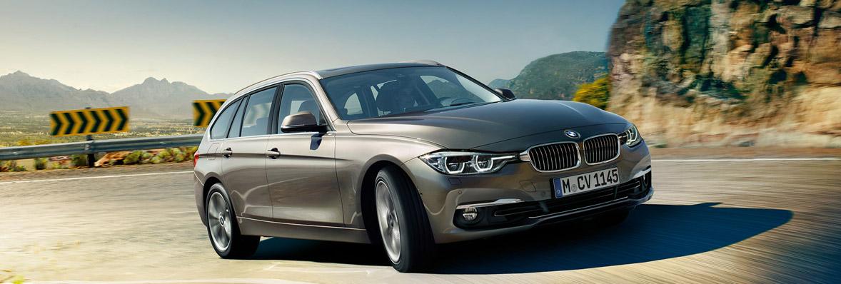 Yeni BMW 318i Touring Kiralama | Borusan Otomotiv Premium Kiralama