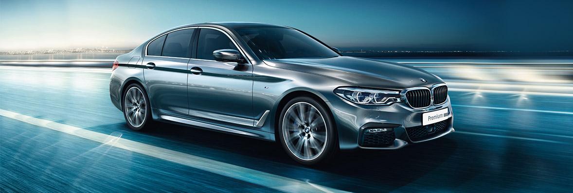 BMW 520d Sedan Kiralama | Premium