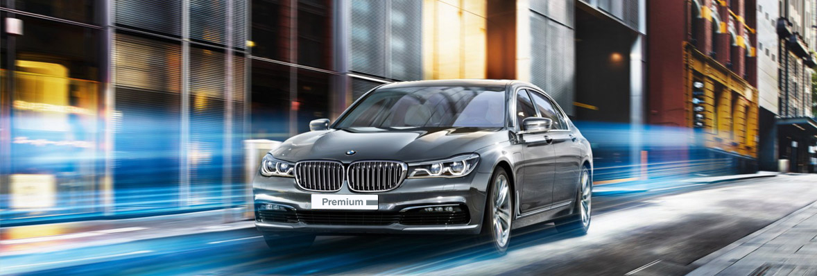BMW 740Le xDrive iPerformance Kiralama | Premium