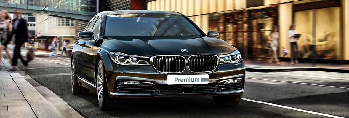 BMW 730i Sedan Kiralama | Premium