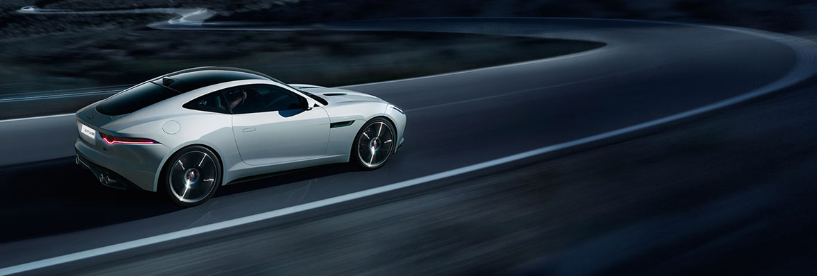F-TYPE Coupé R-Dynamic - 340 HP Kiralama | Premium