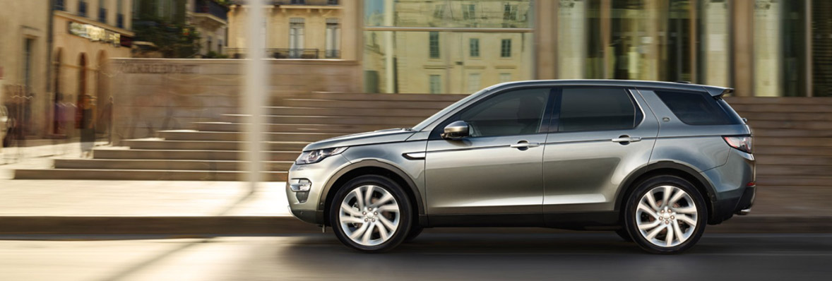 Discovery Sport 2.0 Si4 HSE Luxury Kiralama | Premium