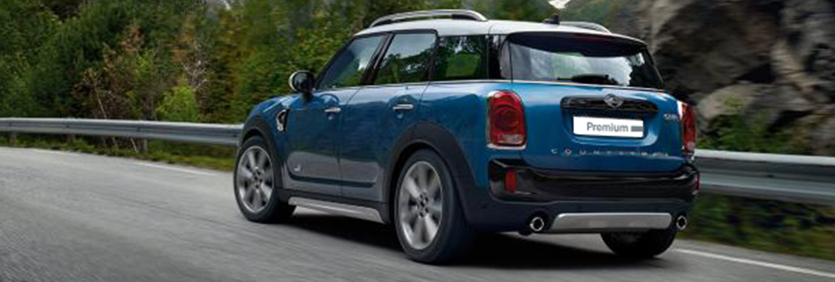 MINI Cooper Countryman ALL4 Kiralama | Premium
